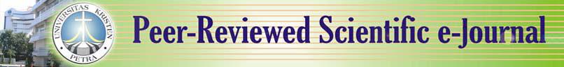 E-journal Universitas Kristen Petra